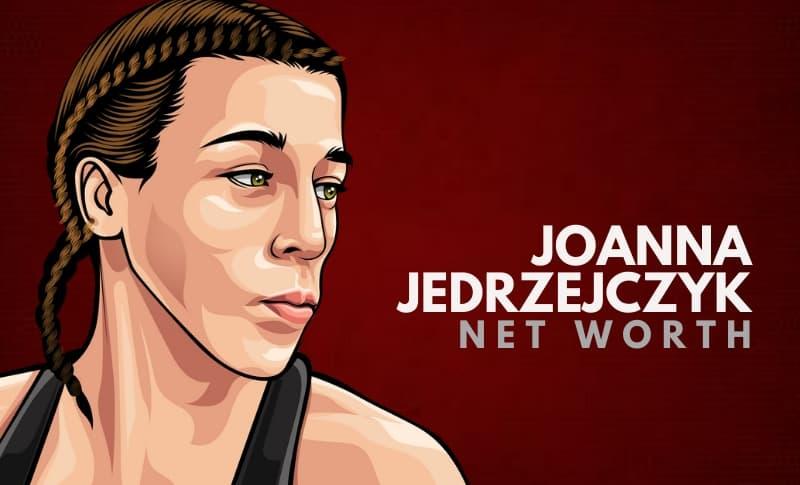 Joanna Jedrzejczyk Net Worth