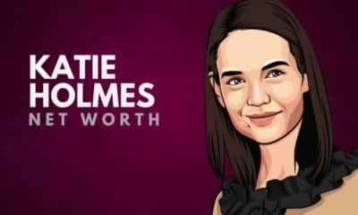 Katie Holmes' Net Worth