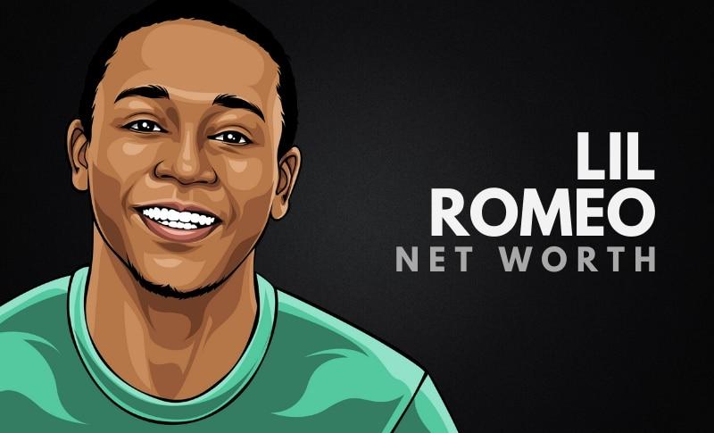 Lil Romeo Net Worth