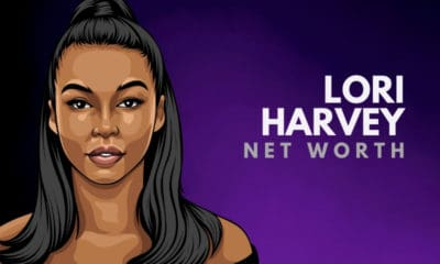Lori Harvey's Net Worth