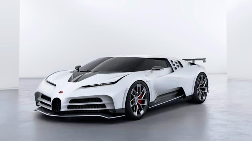 Most Expensive Cars - Bugatti Centodieci