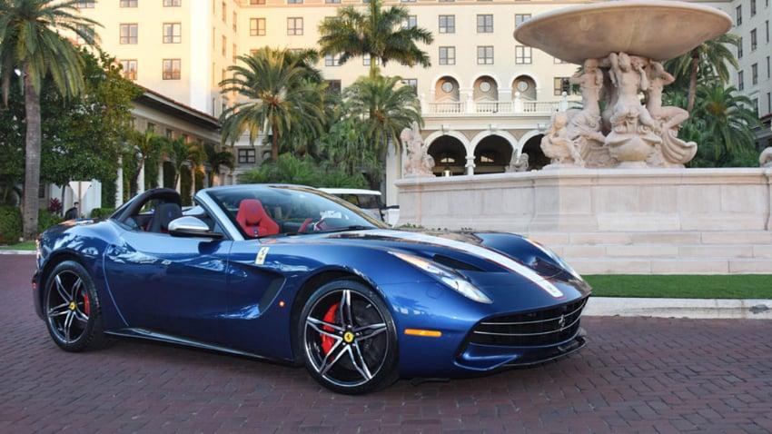 Most Expensive Cars - Ferrari F60 America