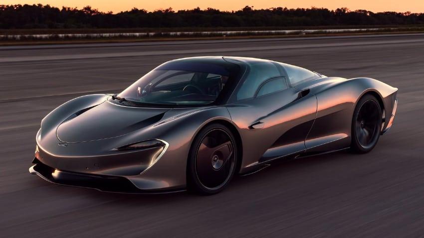 Most Expensive Cars - McLaren Speedtail
