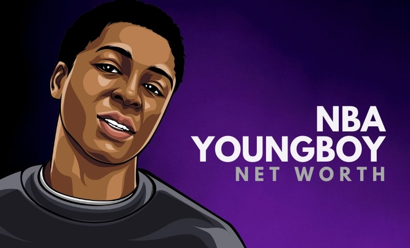 NBA Youngboy's Net Worth
