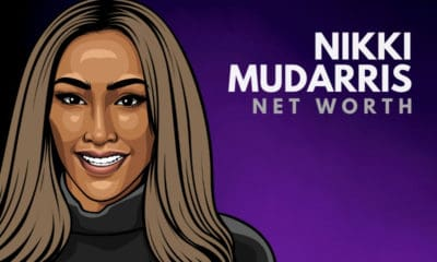 Nikki Mudarris' Net Worth