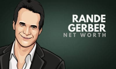 Rande Gerber's Net Worth