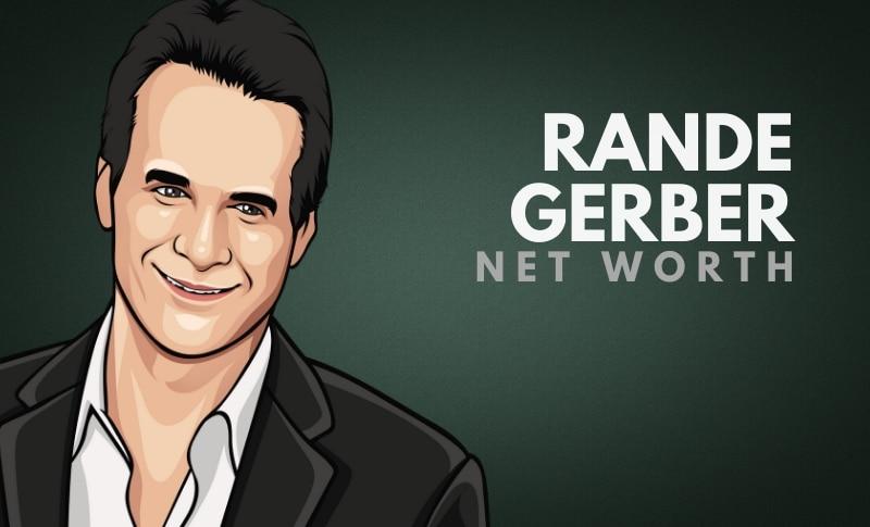 Rande Gerber Net Worth