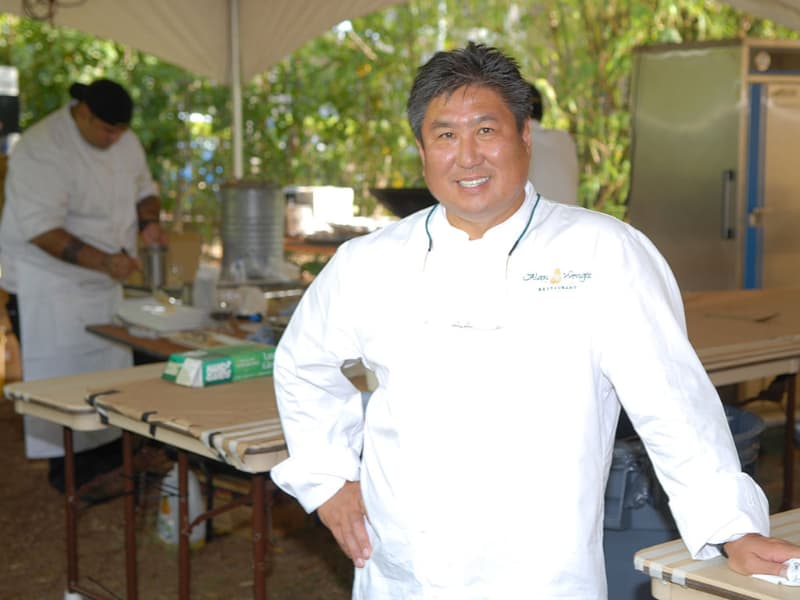 Richest Celebrity Chefs - Alan Wong