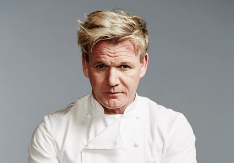 Richest Celebrity Chefs - Gordon Ramsay