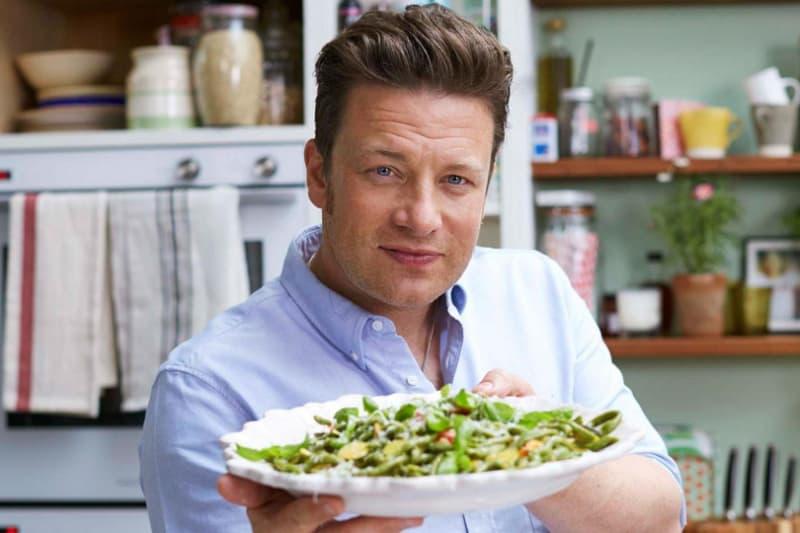 Richest Celebrity Chefs - Jamie Oliver