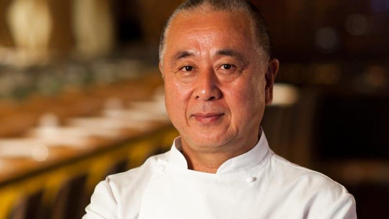 Richest Celebrity Chefs - Nobu Matsuhisa