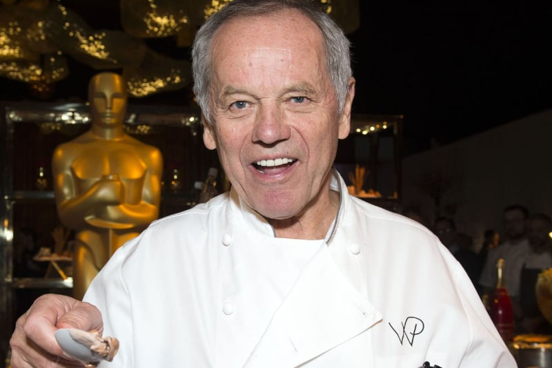 Richest Celebrity Chefs - Wolfgang Puck