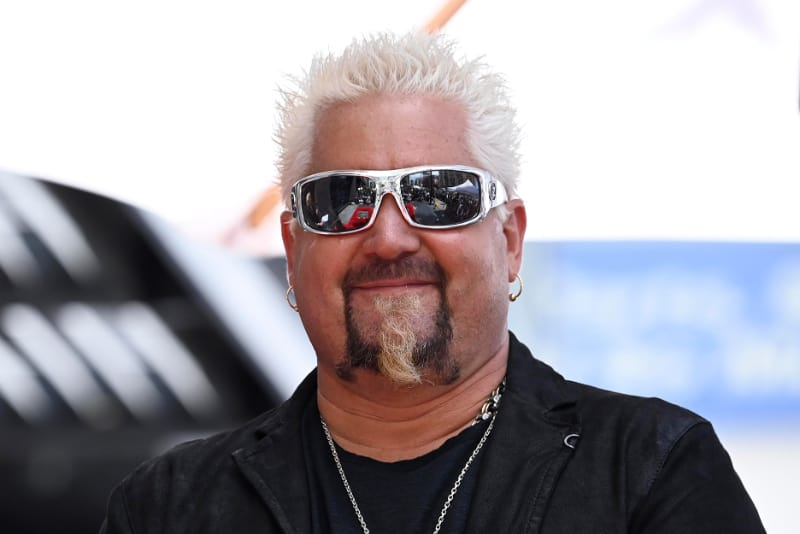 Richest Chefs - Guy Fieri