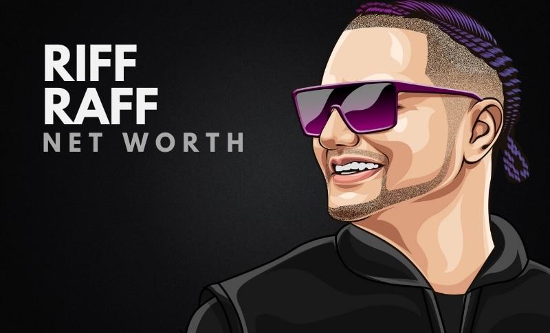 Riff Raff Net Worth