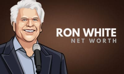 Ron White's Net Worth