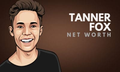 Tanner Fox's Net Worth