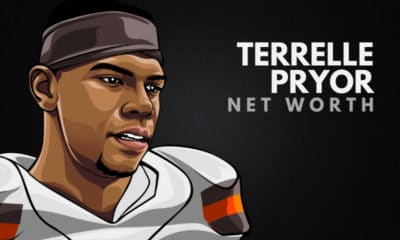 Terrelle Pryor's Net Worth