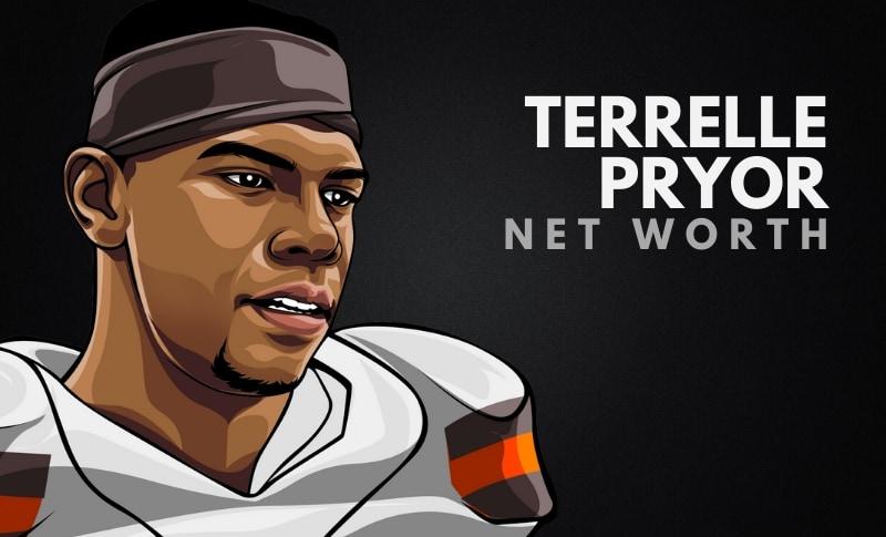Terrelle Pryor's Net Worth