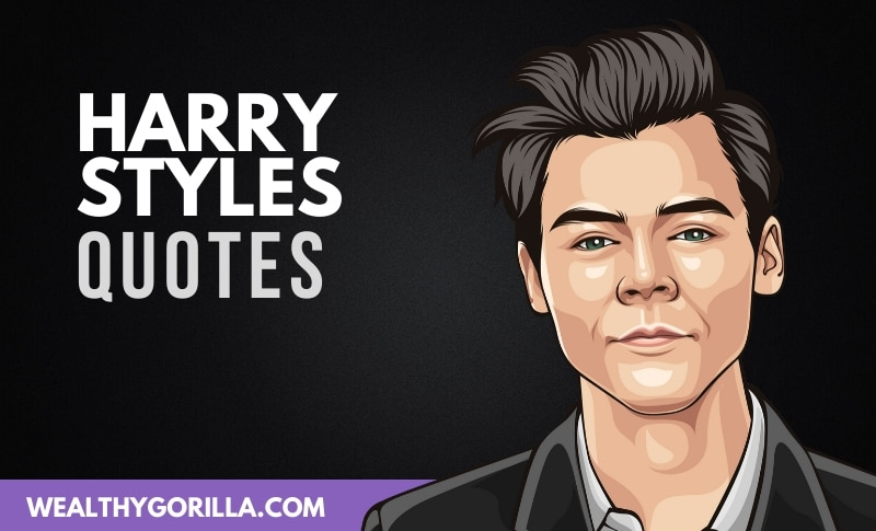 30 Awesome Harry Styles Quotes