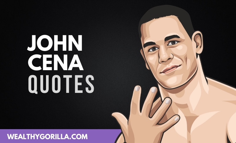 25 Powerful John Cena Quotes About Life
