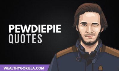 33 Motivational PewDiePie Quotes