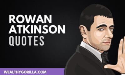 45 Rowan Atkinson Quotes About Acting & Life