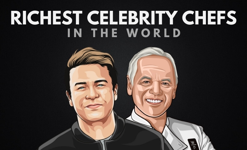 The 20 Richest Celebrity Chefs in the World