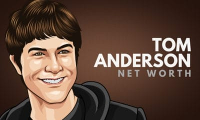 Tom Anderson's Net Worth