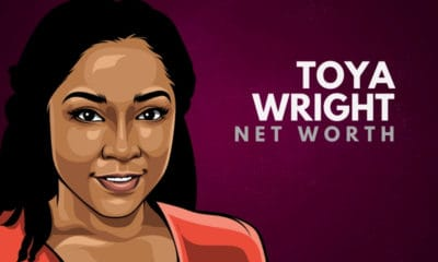 Toya Wright's Net Worth