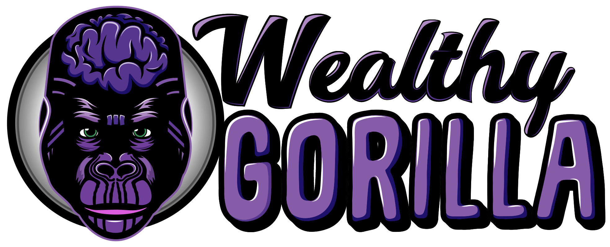 Wealthy Gorilla Header Logo