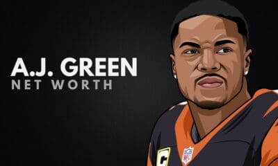 AJ Green's Net Worth
