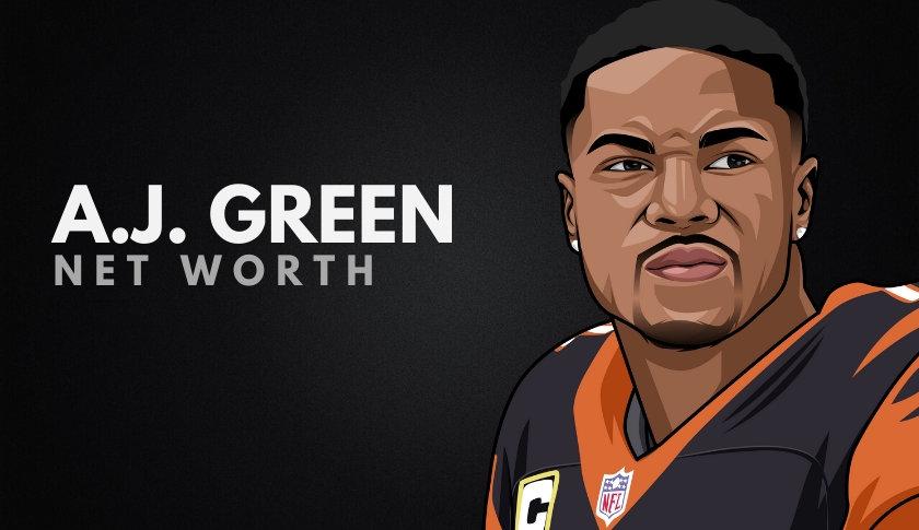 A.J. Green Net Worth