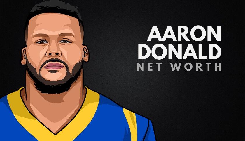 Aaron Donald Net Worth