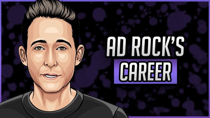 Ad Rock's Career