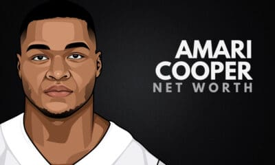 Amari Cooper's Net Worth