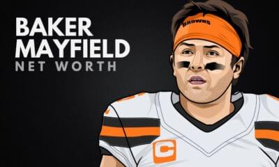 Baker Mayfield's Net Worth
