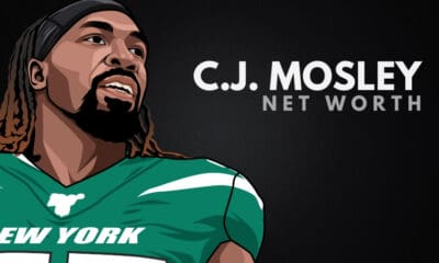 CJ Mosley's Net Worth