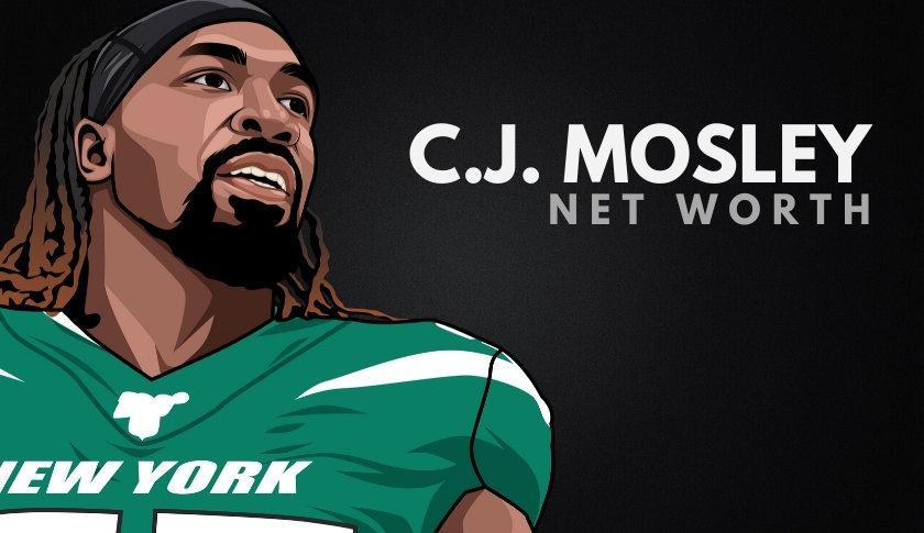 C.J Mosley Net Worth