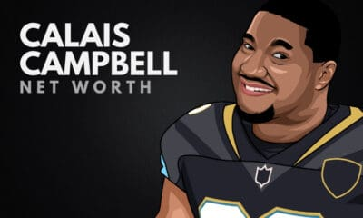 Calais Campbell's Net Worth