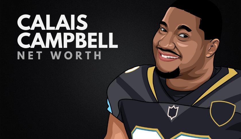 Calais Campbell Net Worth
