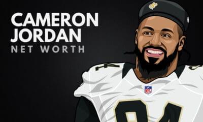 Cameron Jordan's Net Worth