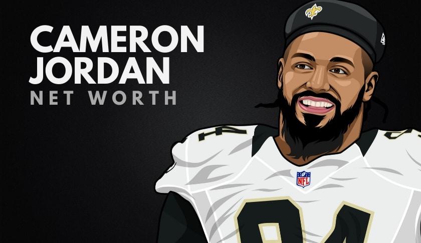 Cameron Jordan Net Worth