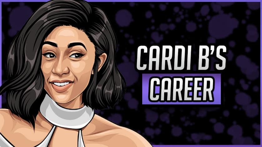 Cardi B's Career