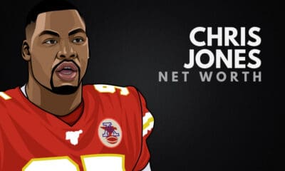 Chris Jones' Net Worth