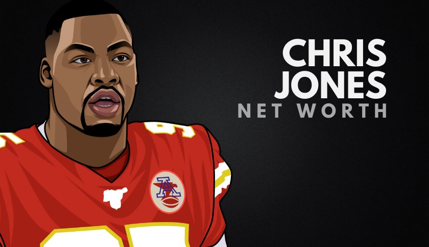 Chris Jones Net Worth
