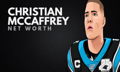 Christian McCaffrey's Net Worth