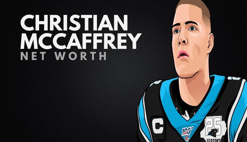 Christian McCaffrey Net Worth