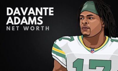 Davante Adams' Net Worth
