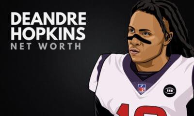 Deandre Hopkins' Net Worth