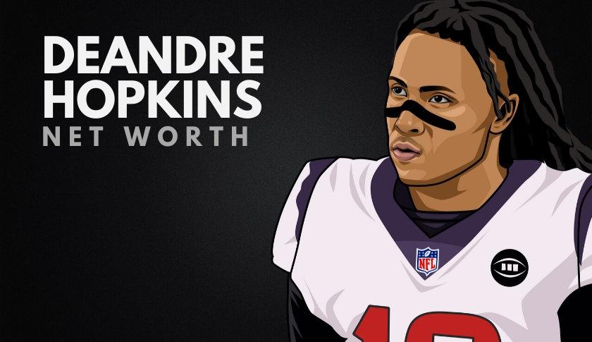 DeAndre Hopkins Net Worth